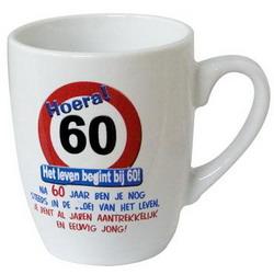 cadeau voor vrouw 60 jaar